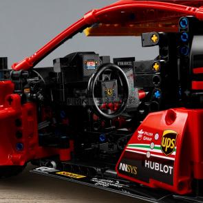 "LEGO Technic 42125 Ferrari 488 GTE ""AF Corse #51"" [42125]"