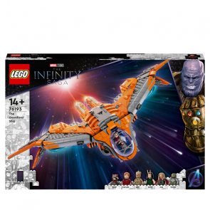LEGO Super Heroes 76193 Loď Strážců [76193]