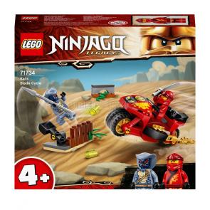 LEGO Ninjago 71734 Kaiova motorka s čepelemi [71734]