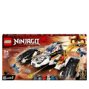 LEGO Ninjago 71739 Nadzvukový útočník [71739]