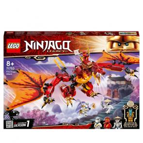 LEGO Ninjago 71753 Útok ohnivého draka [71753]