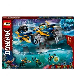 LEGO Ninjago 71752 Univerzální nindža auto [71752]