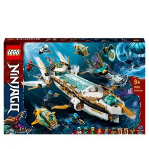 LEGO Ninjago 71756 Odměna na vlnách [71756]