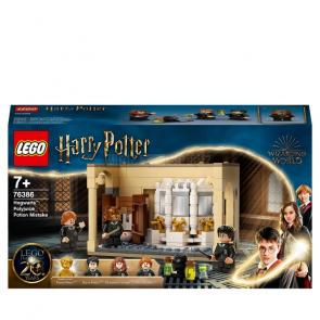 LEGO Harry Potter 76386 Bradavice: omyl s Mnoholičným lektvarem [76386]
