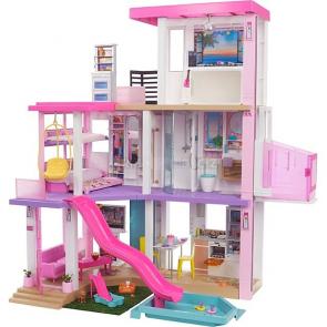 Mattel Barbie Dům snů se světly a zvuky [GRG93]