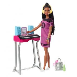 "Barbie Panenka ""Brooklyn"" Roberts a hudební studio [GYG40]"