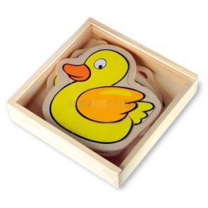 Puzzle v krabičce 4 motivy