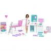 Barbie klinika 1. pomoci s doktorkou herní set [GTN61]